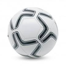 PVC voetbal SOCCERINI - wit/zwart