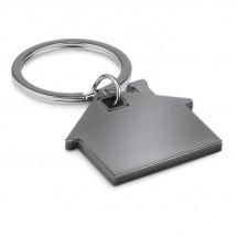 Huisvormige sleutelhanger IMBA - black