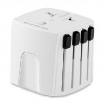 Universele reisadapter SKROSS ® - white