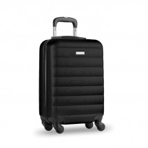 ABS trolley, 20 inch BUDAPEST - black