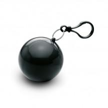 Poncho in kunststof bal NIMBUS - zwart