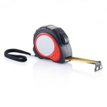 Tool Pro autostop rolmaat 5m/19mm, rood