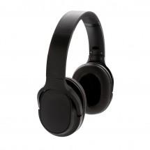 Elite opvouwbare draadloze hoofdtelefoon - zwart