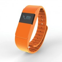 Activity tracker Keep fit, oranje