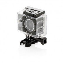 Action camera set - grijs/zwart