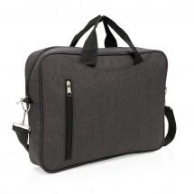 """Basic 15"""" laptop tas, zwart"""