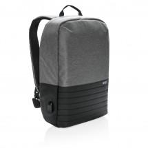 Swiss Peak anti-diefstal RFID 15 laptop rugzak, grijs