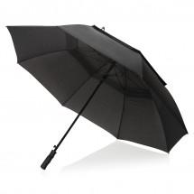 """Tornado 30"""" storm paraplu - zwart"""