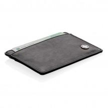 RFID anti-skimming kaarthouder - zwart