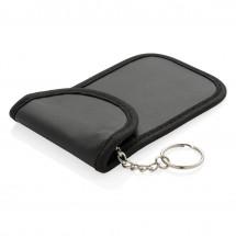Anti autosleutel diefstal RFID-beschermer - zwart