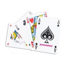 Poker Speelkaartenkarton (Corona), verpakt in cellofaan