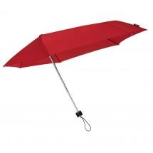 STORMini® aërodynamische opvouwbare stormparaplu-rood