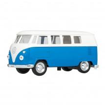Modelauto VW T1 1:38 BLUE