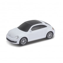 Luidspreker met Bluetooth® technologie VW Beetle 1:36 WHITE