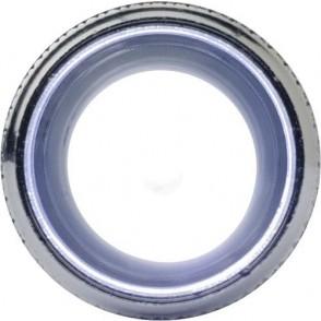 Sleutelhanger met metalen zaklampje 'Primus'
