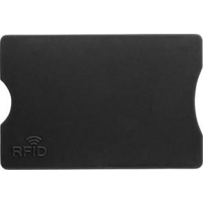 Kunststof kaarthouder met RFID bescherming