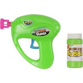 Kunststof bellenblaas pistool 'Bubble'