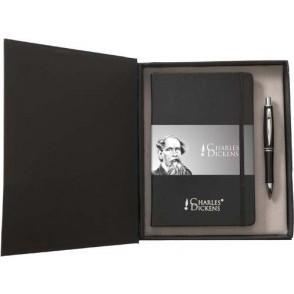 Charles Dickens schrijfset 'Notary'