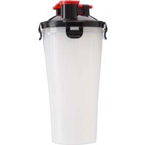 Kunststof proteine shaker (2x350ml) 'Muscle'