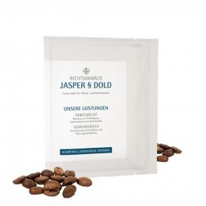 CoffeeBag - Bio Sipisopiso (mild) - Individueel Design, wit