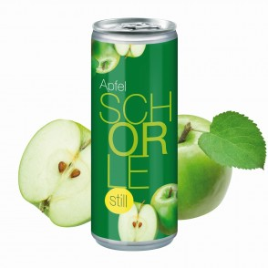 "Apfelspritzer ""still"", 250 ml, Eco Label"