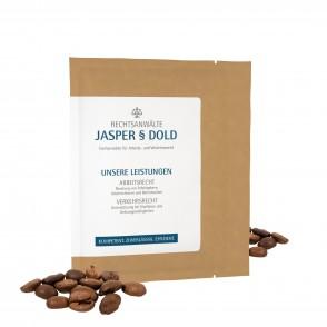 CoffeeBag - Bio Sipisopiso (mild) - Individueel Design, natuurbruin