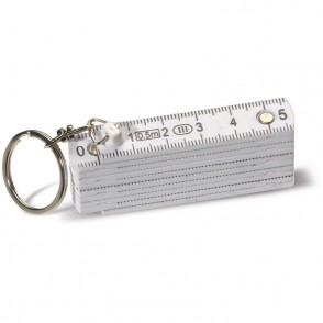 Sleutelhanger Mini Duimstok