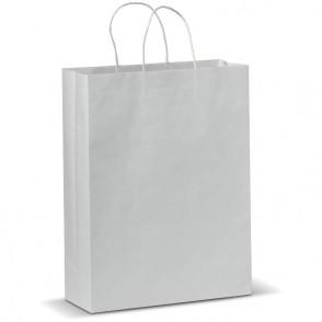 Papieren tas groot Eco look