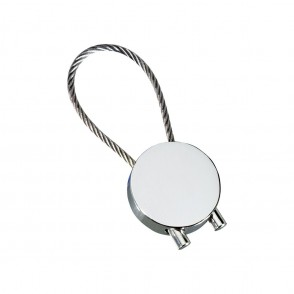 Sleutelhanger REFLECTS-CABLE SILVER