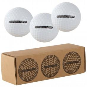 3 delige golfbalset