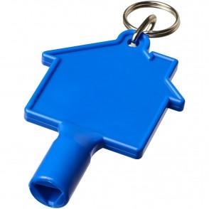 Maximilian huisvormige meterbox-sleutel met sleute
