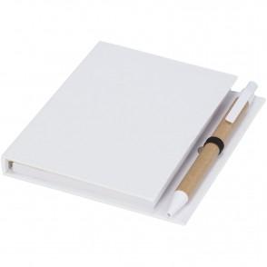 Colours combinatie notitieblok met sticky notes en