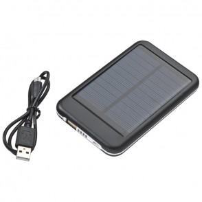 Solar metalen powerbank