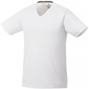 Amery cool fit V-hals heren T-shirt met korte mouw