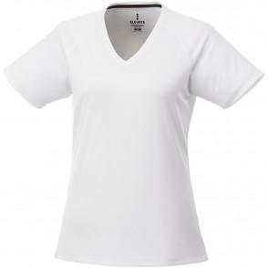 Amery cool fit V-hals dames T-shirt met korte mouw