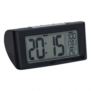 Meetingtimer met wekker REFLECTS-FLY BLACK