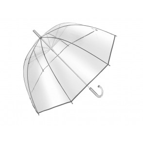 Dome UmbrellaBellevuetransparent/sil.