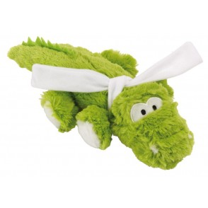Plush crocodile Nepomuk