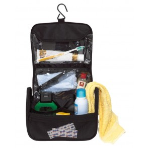 Toilet bagWide awake 600d,  black