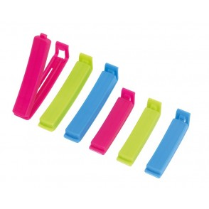 clips-set 6pcs Keep fresh