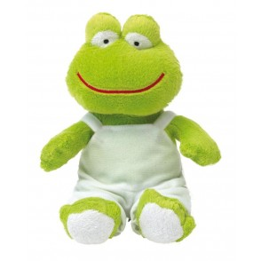 Plush frog Fred