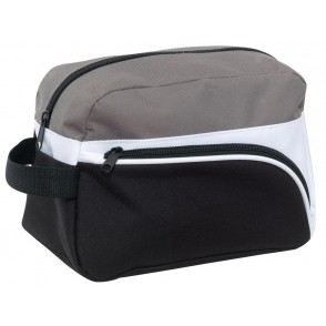 Toilet bagNarvik 600d,black/grey/white