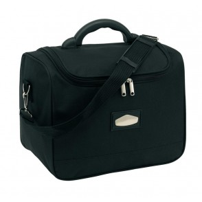 Beauty case,600-D,Laser Plus black
