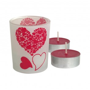 Candle forever love