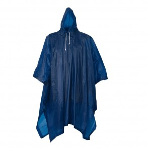 Bicycle Poncho, blue Keep dry