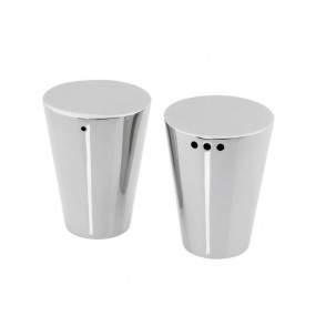 "Salt & Pepper dispenser ""Oslo"", silver"