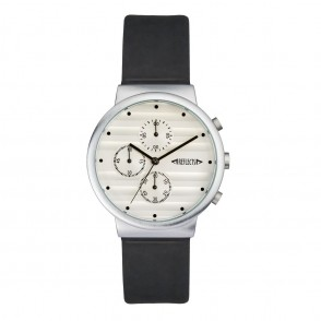 Chronograph REFLECTS-DESIGN zilver/zilver