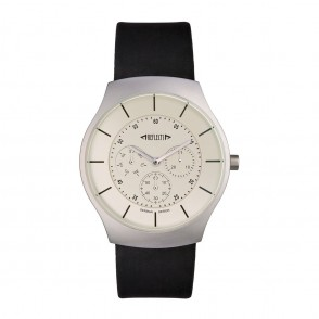 Chronograph REFLECTS-DESIGN zwart/zwart