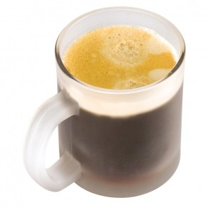 Ice frosted Jumbo koffie mok- 300 ml