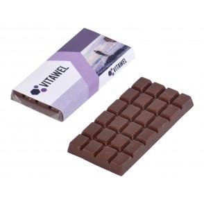 klein chocolade reepje